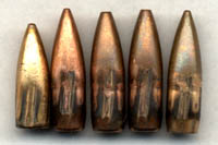 7.62 x 39 Rounds recovered from the DPRS intact